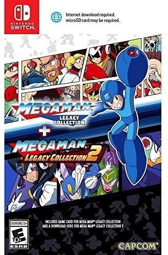 Buy Legacy Mega Man Collection Now!