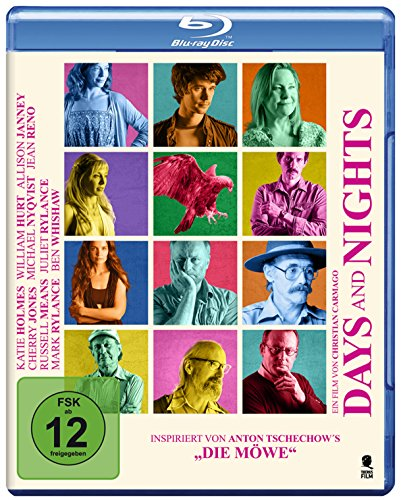 Days and Nights [Blu-ray]