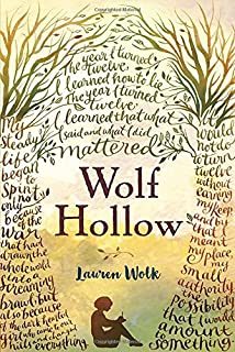 Book Cover: Wolf Hollow
