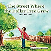 The Street Where The Dollar Tree Grew - Bedtime Stories For Kids: Stories For Kids With Pictures - Rhyming Verses