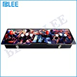 BLEE 999 in 1 Arcade Video Game Console Pandoras Box 5S Plus Support HDMI VGA Output with Pause Function (Color: C)