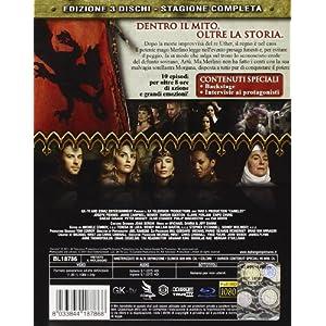 Camelot(stagione completa)Episodi01-10 [(stagione completa)] [Import italien]