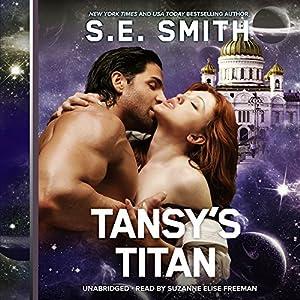 Tansy's Titan Audiobook