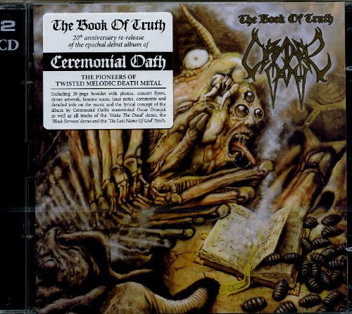 Ceremonial Oath-The Book Of Truth-REISSUE-2CD-FLAC-2013-DeVOiD Download