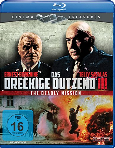 Das dreckige Dutzend 3 - The Deadly Mission [Blu-ray] [Edizione: Germania]