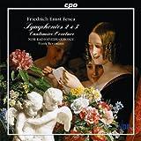 F.E.フェスカ:交響曲 第2番ニ長調 Op.10 / 同第3番ニ長調 Op.13 / 歌劇「カンテミレ」 ~ 序曲