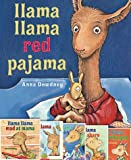 img - for Llama Llama Book Set Pack Collection: Llama Llama and the Bully Goat, Llama Llama Red Pajama, Llama Llama Time to Share, Llama Llama Home with Mama, Llama Llama Mad at Mama, Llama Llama Misses Mama book / textbook / text book