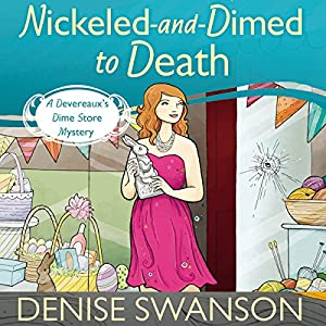 Nickled-and-Dimed to Death Audiobook