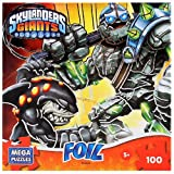 Skylanders 100 Piece Foil Puzzle [Giant Crusher]