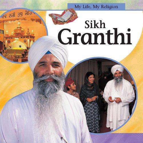 Sikh Granthi (My Life, My Religion)