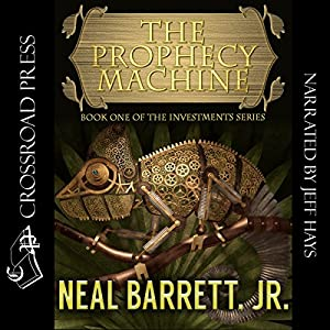 The Prophecy Machine Audiobook