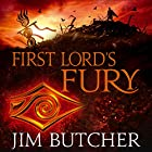 First Lord's Fury: The Codex Alera: Book Six Audiobook by Jim Butcher Narrated by Kate Reading