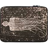 Snoogg Buddha Whispers 12 To 12.6 Inch Laptop Netbook Notebook Slipcase Sleeve