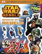 Star Wars Rebels Secrets of the Rebels Ultimate Sticker Collection