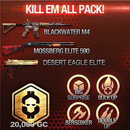 Kill Em All Pack!: War Inc. Battle Zone [Game Connect]