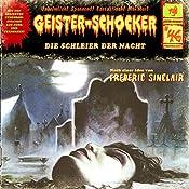 Die Schleier der Nacht (Geister-Schocker 46) | Frederic Sinclair