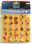 Shakespeare Mouches de p�che assorties