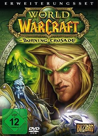 World of WarCraft: The Burning Crusade (Add-on) [Edizione : Germania]