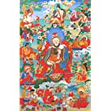 "Dolls Of India ""Guru Padma RGyal-po - One Of The Manifestations Of Padmasambhava, Surrounded By Siddhas Of TheVajrayana..."