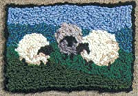 rug hooking wool rank 3