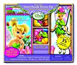 Artistic Studios Tinker Bell's Storybook Dress-Up Wooden Magnetic Playset, 35-Piece