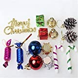 Christmas Decoration Ornaments Pack Of 24