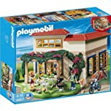 Top Playmobil 4857 Summer Holiday Home with accompanying HSB Storage Bag
