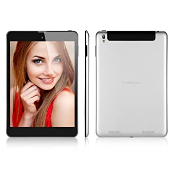"Freelander PX3 7.85"" phablet sbloccato 3G - Android4.2 OS MTK8382 Quad Core 1Gb di RAM + 16GB ROM Smartphone IPS 10-point touch screen capacitivo Dual Camera 3G WCDMA Bluetooth GPS WIFI WAP Tablet PC"
