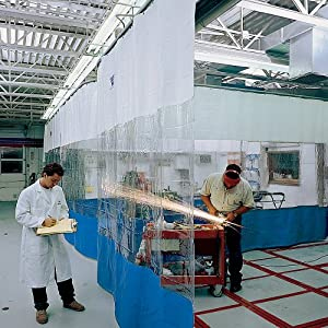 Paint Booth Curtain Walls