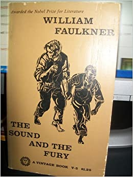 an analysis of william faulkners the sound and the fury Following a combination of textual and cultural analysis, the paper scrutinises the ways in which faulkner's the sound and the fury negotiates the presence of those social changes william faulkner's the sound and the fury was first published in 1929, right at the end of a decade that had transformed the united states.