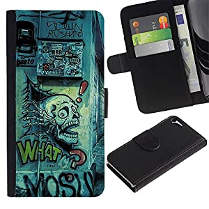 Amazon.com: LASTONE PHONE CASE / Flip Leather Wallet Case