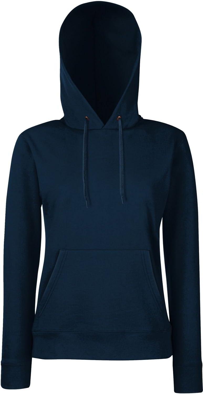 Kapuzenpullover Lady-Fit Hooded Sweat in vielen verschiedenen Farben günstig online kaufen