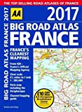 img - for Big Road Atlas France 2017 book / textbook / text book
