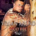Rocky Ride: Thompson & Sons, Book 1 Hörbuch von Vivian Arend Gesprochen von: Tatiana Sokolov