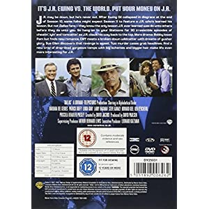 Dallas - Season 11 [STANDARD EDITION] [Import anglais]