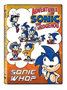 Adventures of Sonic the Hedgehog: Sonic Who?