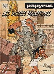 Les  momies maléfiques