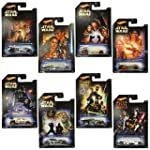Hot Wheels Star Wars Diecast Cars Com...