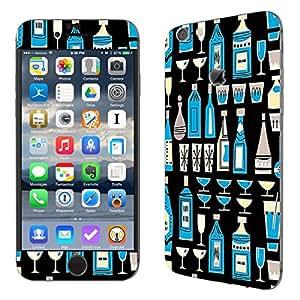 Theskinmantra Blue Bottles Apple iPhone 6 mobile skin