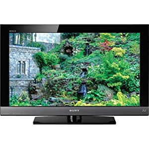 Sony BRAVIA KDL32EX40B 32-Inch 1080p LCD HDTV with Built-In Blu-ray Disc Player