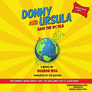 Donny and Ursula Save the World Audiobook