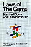 Laws of the Game: How the Principles of Nature Govern Chance (0394418069) by Winkler, Ruthild