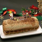 ショコラノエル ( クリスマスケーキ チョコレートケーキ ロールケーキ )