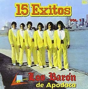 15 Exitos: Los Baron de Apodaca
