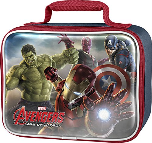 Thermos Soft Lunch Kit, Avengers at Gotham City Store