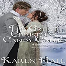 The Great Christmas Candy Caper (       UNABRIDGED) by Karen Hall Narrated by Caroline Miller