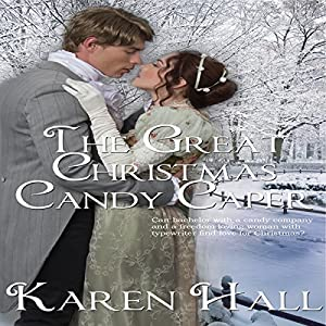The Great Christmas Candy Caper Audiobook