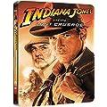 Indiana Jones and the Last Crusade - Exklusive Limited Steelbook Edition (inkl. Deutscher Ton / auf 4000 Stk. gepr�gt) (Der letzte Kreuzzug) [Blu-ray]