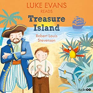 Luke Evans reads Treasure Island Audiobook