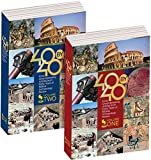 img - for 40 by 40: Forty Groundbreaking Articles from Forty Years of Biblical Archaeology Review book / textbook / text book